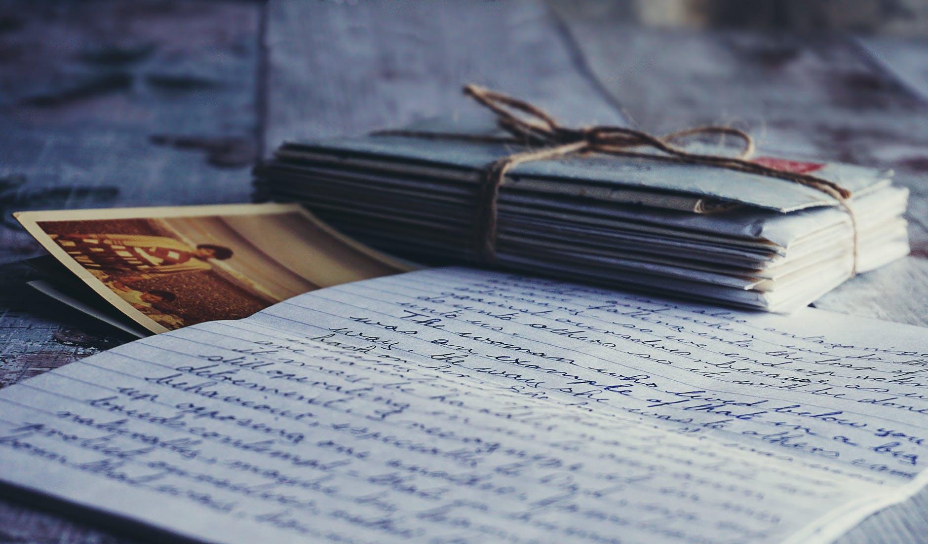 memoir materials